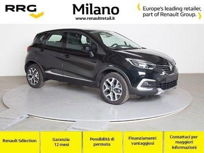 usata Renault Captur 1.5 dci Intens 90cv 2018