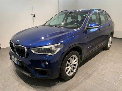 usata BMW X1 Automatico sDrive 18d Business