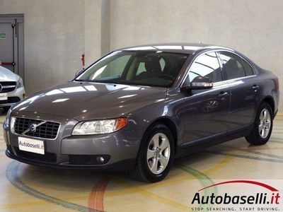 used Volvo S80 2.4 D 163 CV MOMENTUM GEARTRONIC
