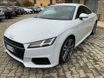 usata Audi TT Coupé 2.0 TDI ultra S line*MATRIX LED*CERCHI 19