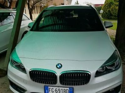 usata BMW 218 Active Tourer d Luxury