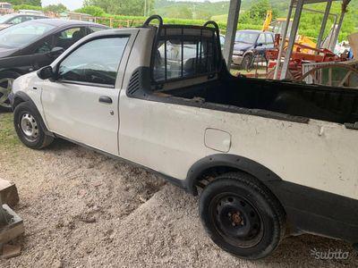 käytetty Fiat Strada 1.9 diesel Pick-up