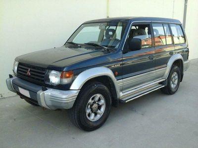 usata Mitsubishi Pajero 2.5 TDi Wagon GLS 7p