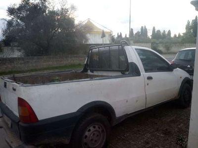 usata Fiat Strada 1.9 diesel Pick-up Cabina Lunga