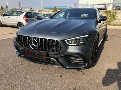 second-hand Mercedes AMG GT Coupé 4 63 4Matic S