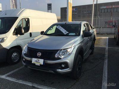 begagnad Fiat Fullback CROSS Doppia Cab.2.4 180 Hp