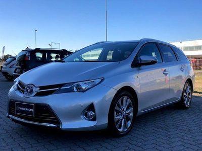 used Toyota Auris Touring Sports 1.8 Hybrid Lounge Unicoproprietario