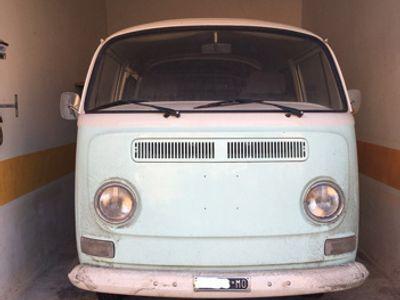 brugt VW T2 anno 1971