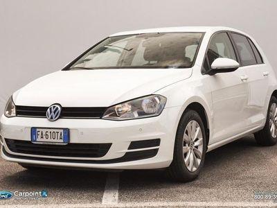 usata VW Golf 1.6 tdi Trendline 90cv 5p E6
