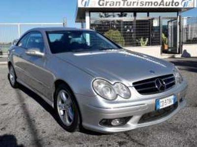 usata Mercedes CLK270 CDI cat Avantgarde UNIPRO´ NAVI+PELLE+XENON Diesel