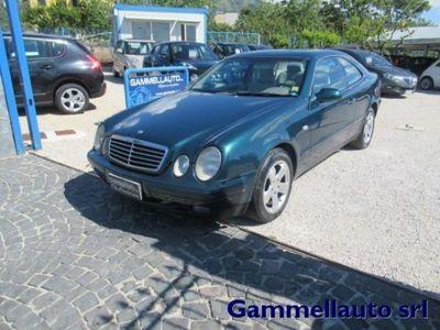 usata Mercedes CLK200 Classe CLK (C/A208)Kompressor cat Elegance