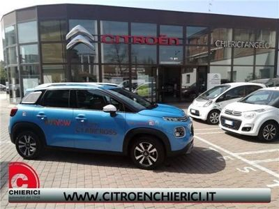 usado Citroën C3 Aircross 1.600 BlueHDi 100 Feel