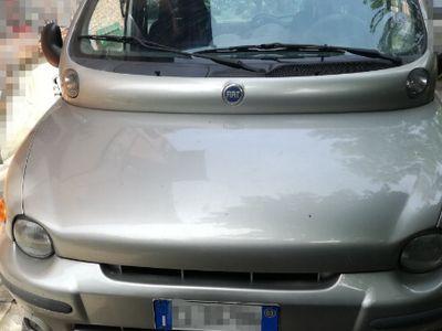 gebraucht Fiat Multipla 1.6 Bipower cat ELX
