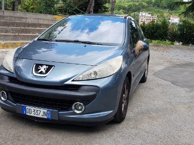 used Peugeot 207 1.4 88cv one line