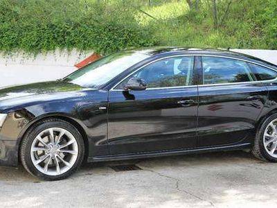 usata Audi A5 SPB 2.0 TDI 190 CV S-TRONIC / S-LINE / QUATTRO