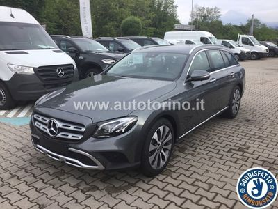 usado Mercedes E220 CLASSE E ALL-TERRAIN4MATIC All-Terrain Sport