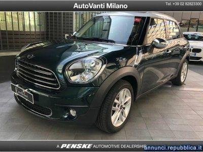 brugt Mini Cooper D Countryman 2.0 Countryman Automatica del 2013 usata a Milano