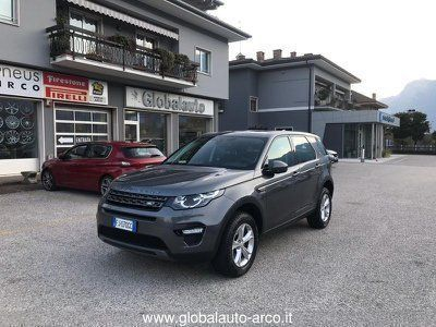 usata Land Rover Discovery Sport 2.0 TD4 150 CV SE Automatico