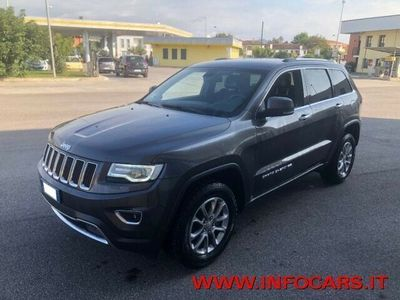 usata Jeep Grand Cherokee 3.0 CRD 250 CV Limited