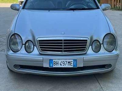 usata Mercedes CLK200 Kompressor cat Cabriolet Sport