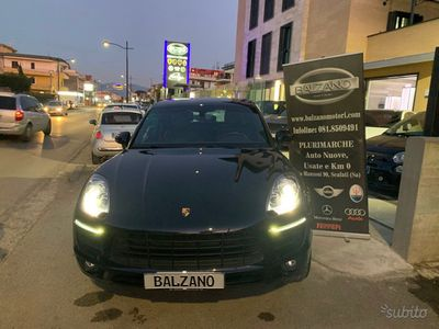 usata Porsche Macan 3.0D FULL ITALIANA UFF 44000KM- 2015