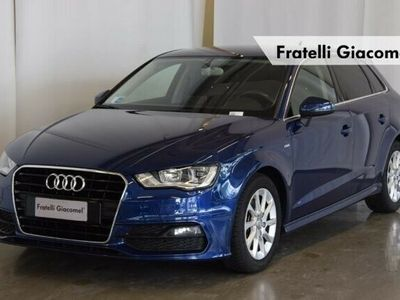 usata Audi A3 SPB 1.6 TDI clean diesel Attraction