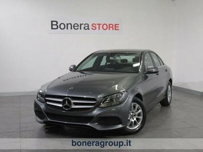 usata Mercedes C180 Classe d (BT) Business auto