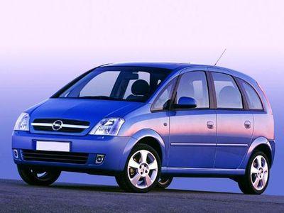 usata Opel Meriva 1.7 DTI Enjoy NON MARCIANTE rif. 11116936