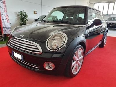 "used Mini ONE 1.4 16V ""automatico"""