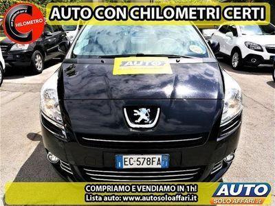 gebraucht Peugeot 5008 2.0 HDi 150CV Tecno 102.000KM
