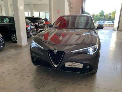 usata Alfa Romeo Stelvio 2.2 Turbodiesel 210 CV AT8 Q4 Bu