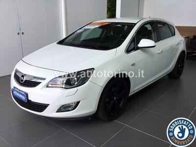 usata Opel Astra ASTRA5p 1.6 turbo Cosmo S 180cv
