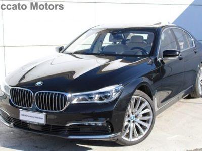 usata BMW 740 e Eccelsa