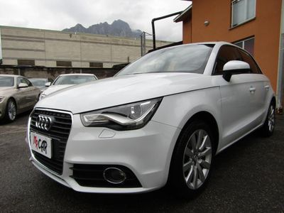brugt Audi A1 SPB 1.6 TDI S tronic Ambition * 116.000 KM REALI *
