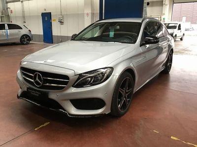 usata Mercedes 220 CLASSE C SW C SWd Premium Force 4matic auto 9m