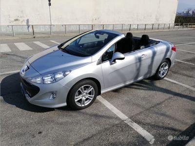 usata Peugeot 308 CC cabrio