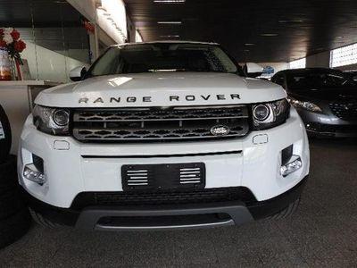 usado Land Rover Range Rover evoque 2.2 SD4 5P. Pure-Teck Pelle-Navi_Xenon
