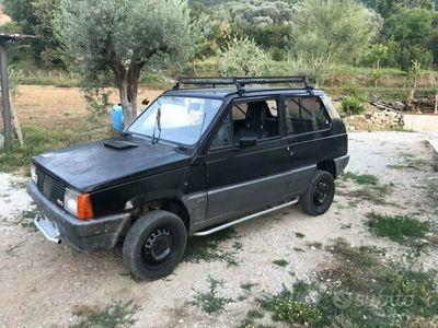 usata Fiat Panda 4x4 con impianto gpl iscritta asi