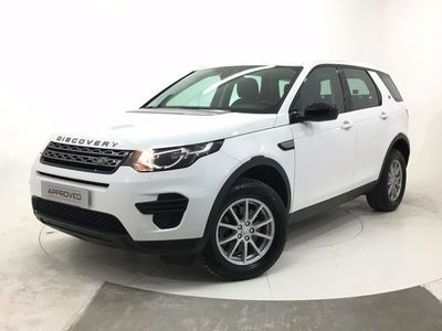 käytetty Land Rover Discovery 2.0 TD4 150 cv Pure AUTOCARRO