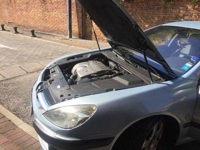 used Peugeot 607 2.2 HDi FAP Titanio