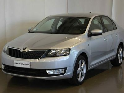used Skoda Rapid 1.6 TDI CR 105 CV Elegance