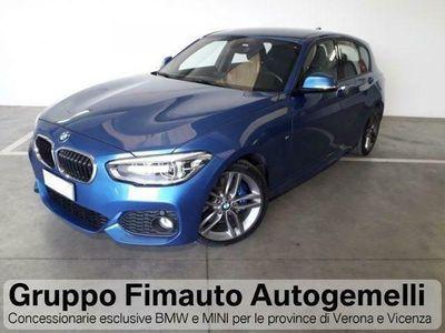 begagnad BMW 125 d Msport Aut.