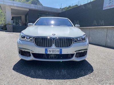 usata BMW 730 730 d xDrive Luxury