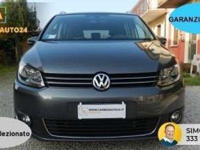 usata VW Touran 1.4 TSI Highline 140cv Benzina