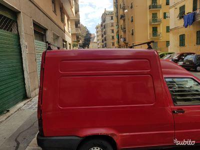 usado Fiat Fiorino 1.7TD Condizioni perfette
