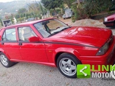 usata Alfa Romeo 75 Milano 2.5i V6 Quadrifoglio Verde, Anno 1986, perfetta pari al nuovo