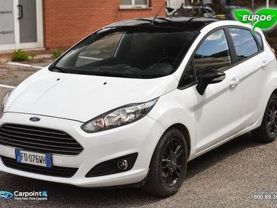 usata Ford Fiesta 1.5 tdci Black&White 75cv 5p E6