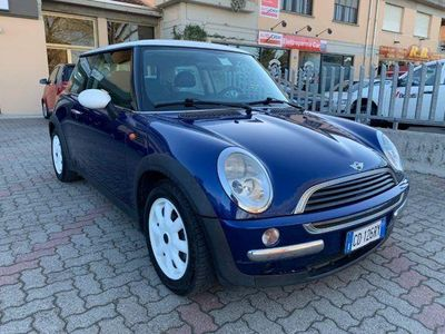 brugt Mini ONE 1.6 16Vde luxe rif. 11115052