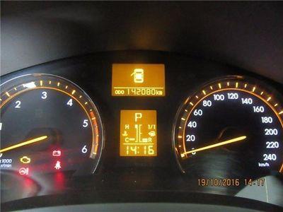 usata Toyota Avensis 2.2 d-cat aut. wagon executive diesel station automatico
