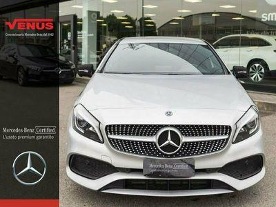 usata Mercedes A180 Classe A - W176 Dieseld Premium auto my16